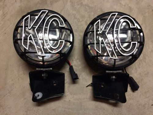 KC Lights for Jeep