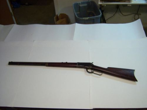 Winchester Model 92 Sporting Rifle