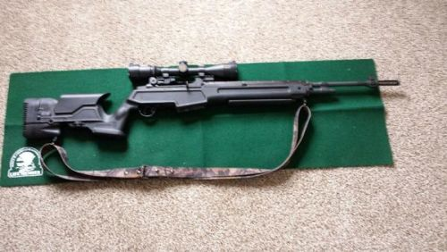 Springfield Armory M1A CAL. 308 Rifle