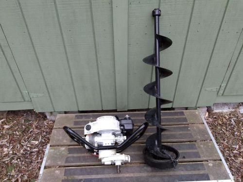 Jiffy Ice Auger Model 30