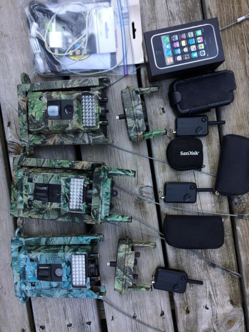 Wildgame  inavations  trail  camera  system