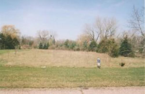 Big Green Lake - lot with lake rights