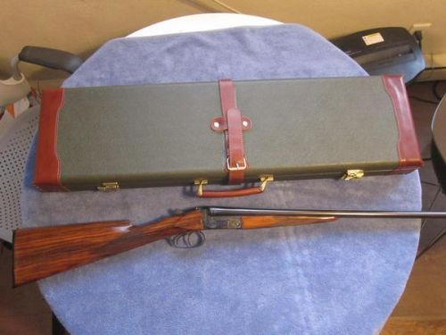 Merkel – 280 Series Shotgun 28 gauge Barrels are 28 inchs with chokes of IC/M Excellent Condition.