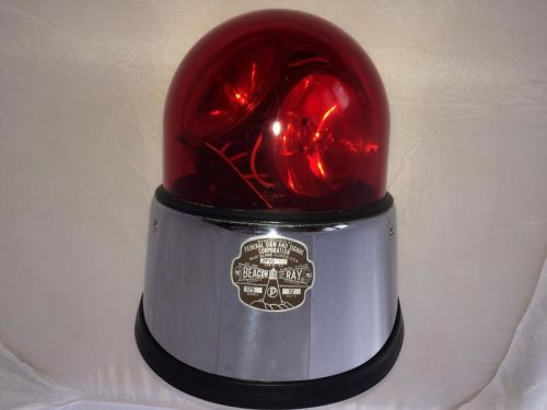 Federal Sign and Signal Corp. Beacon Ray with GLASS DOME -