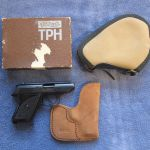 Walther TPH .22 Cal Rare Germen Made Model, Box & Papers, One Of A Kind ALESSl Pocket Hoster