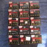 28 gauge Winchester AA Shotgun Shells 7 1/2 , 8 and 9 shot 15 boxes