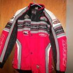 Choko Extreme Racing snowmobile jacket, Adult small