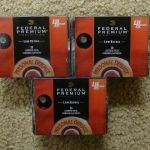 2 boxes, 40 rounds, Federal Premium Personal Defense Low Recoil 357 Rem Mag