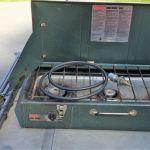 Coleman Guide Series Model 5428 - 3 Burner Propane Stove - Used