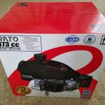 RATO 173cc Gas Engine (NEW)