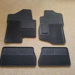 New Gm Chevy Silverado Floor Mats
