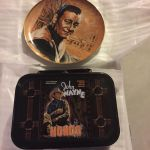 John Wayne Plate and lunch box