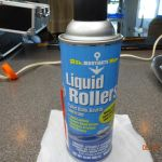Liquid Rollers Bunk Lubricant