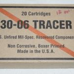 30-06 Tracer rounds