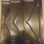 Gambrels (3) Cabela's brand, new in packages!