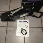 Panther by marine tech four stroke bracket