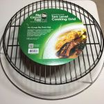 Big Green Egg 2nd level cooking rack New Never Used