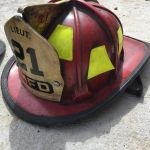 Fire Department Helmet