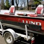 First $3000 buys it !!  16' LUND Rebel Special Boat Package - Boat, Motor, Trailer