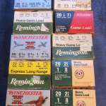 10 boxes 20 Gauge Shot Shell 2 3/4