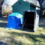 Ice fishing Tents