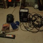Craftsman rod welder