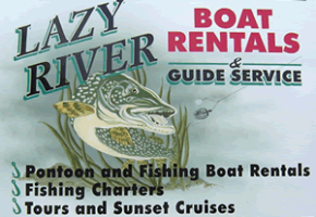 Lazy River Boat Rental & Guide Service