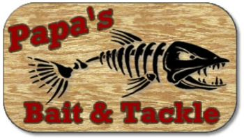 Papa's Live Bait and Tackle Shop