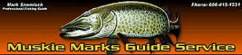 Muskie Marks Wisconsin Fishing Guide Service