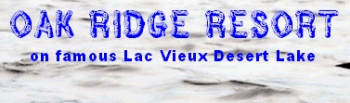 Oak Ridge Resort
