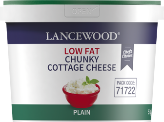 Low Fat Chunky Cottage Cheese Bulk