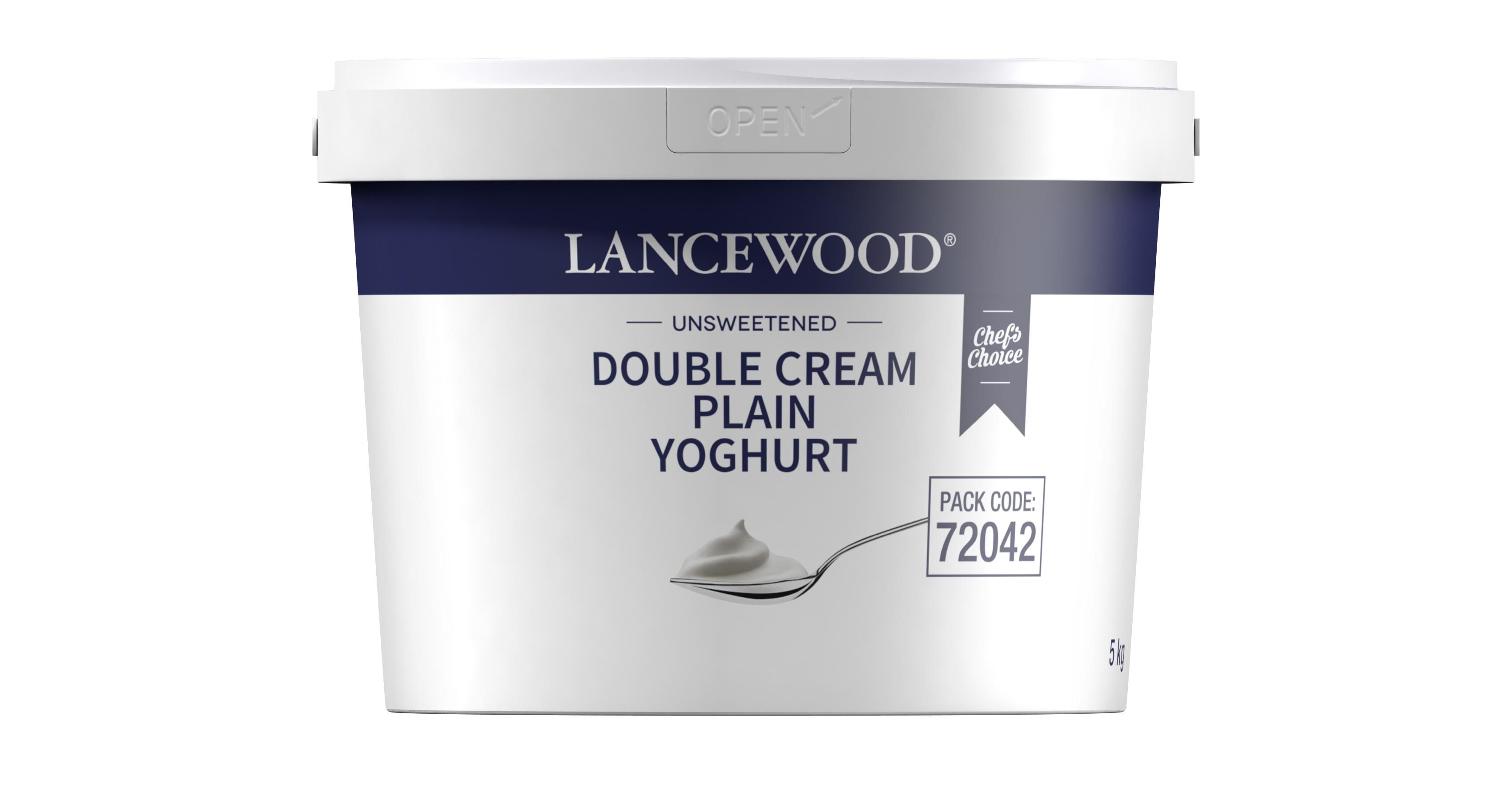 Double Cream  Plain Yoghurt Bulk