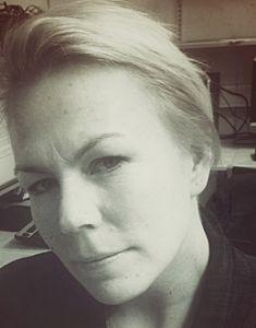 Förstelärare Susanna Sjöstrand