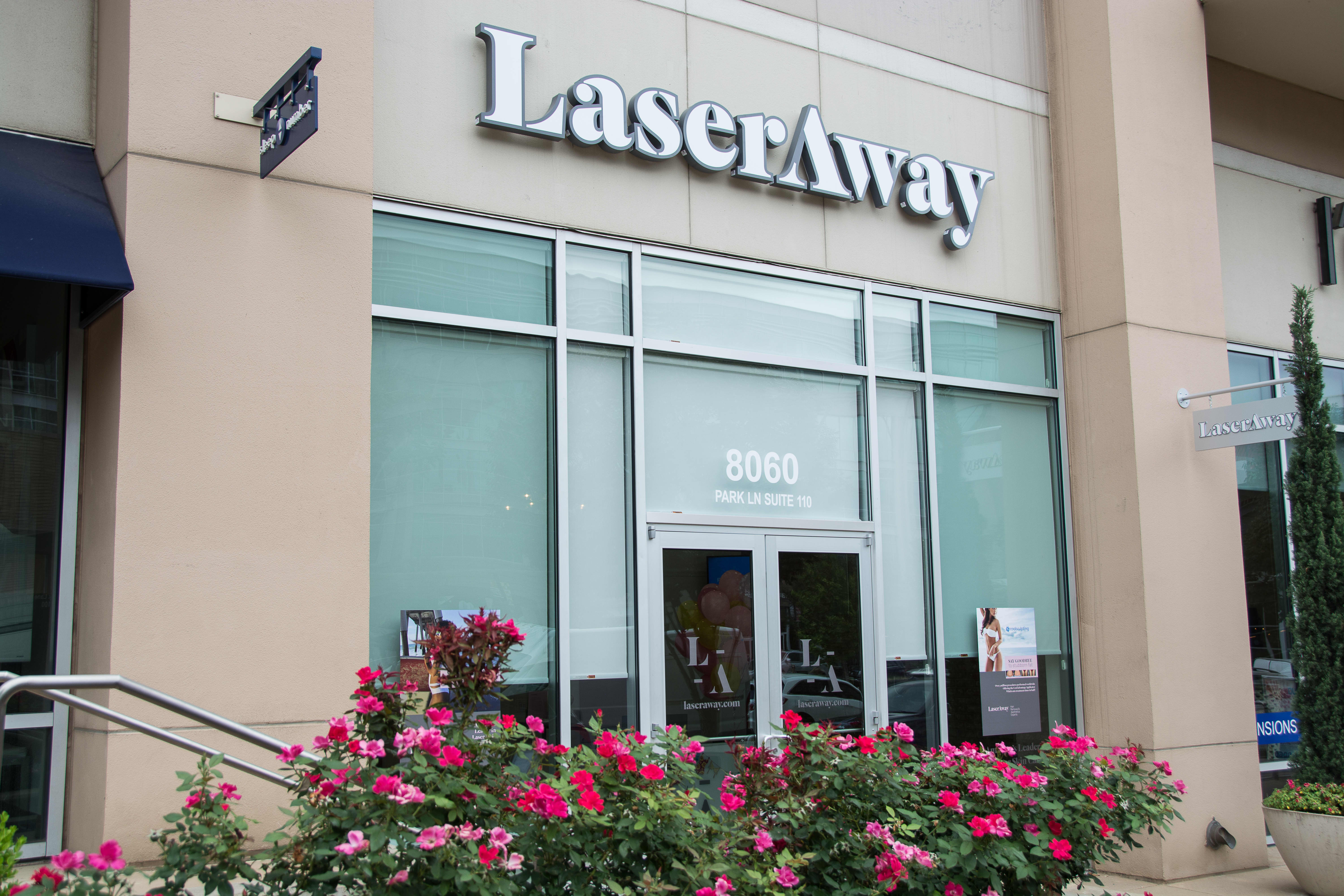 LaserAway Dallas - The Shops at Park Lane Clinic Image