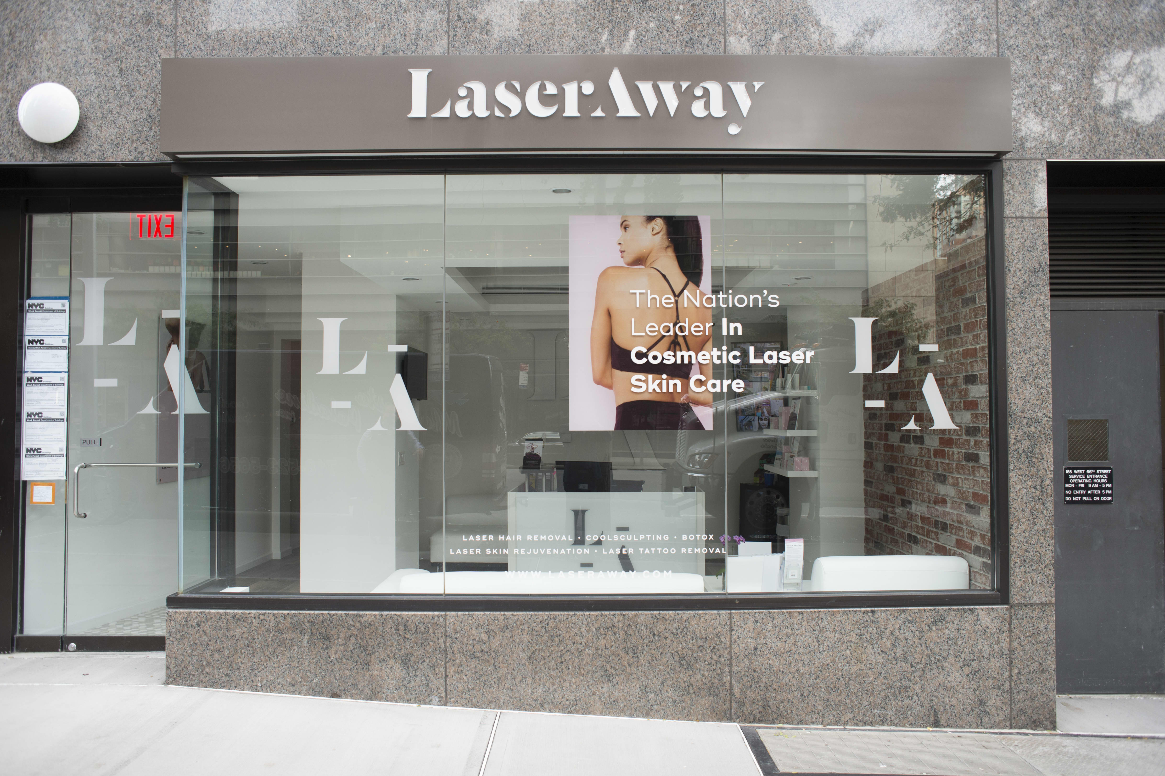 LaserAway NYC - Upper West Side Clinic Image