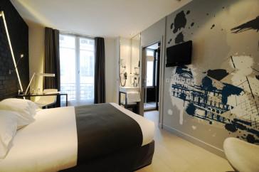 Hotel Arc De Triomphe Etoile Hotel thumb-3