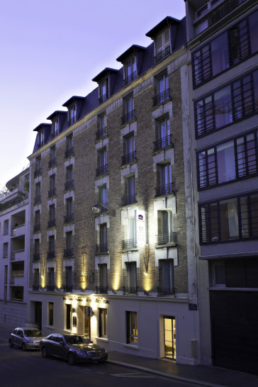 Hotel Best Western Premier 61 Paris Nation Hotel thumb-2