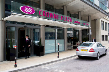 Hotel Crowne Plaza London - The City thumb-4