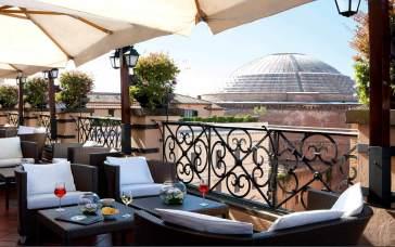 Hotel Grand Hotel De La Minerve thumb-2