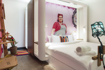 Qbic Hotel 1