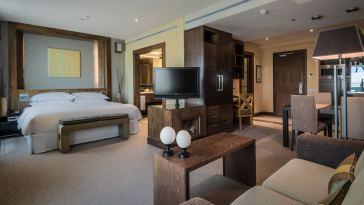 Hotel Eurostars Suites Mirasierra 1