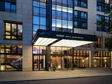 Hotel Pullman Berlin Schweizerhof 1