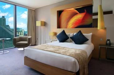 Hilton Manchester Deansgate Hotel thumb-3