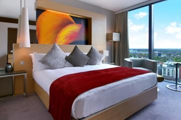Hilton Manchester Deansgate Hotel thumb-4