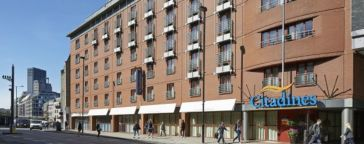Hotel Citadines Barbican London thumb-2