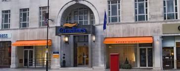 Apartahotel Citadines Prestige Holborn Covent Garden London 1