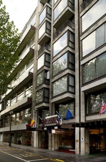 Hotel Brussels Belgium thumb-4