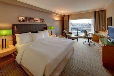 Hotel Hilton Frankfurt City Centre 1