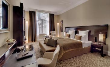 Hotel Atlantic Kempinski Hamburg 1
