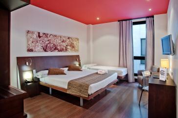 Hotel Petit Palace Marqués Santa Ana 1